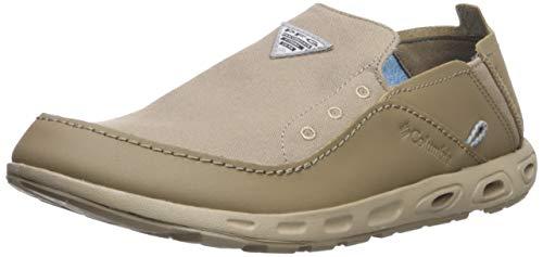 Columbia Men's Bahama Vent PFG Boat Shoe , Waterproof & Breathable