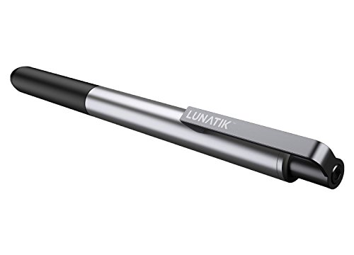 (LunaTik Alloy Touch Pen Stylus/Ink Pen for iPad, iPhone, iPod Touch/Other Touch Screens (PASLV-020))