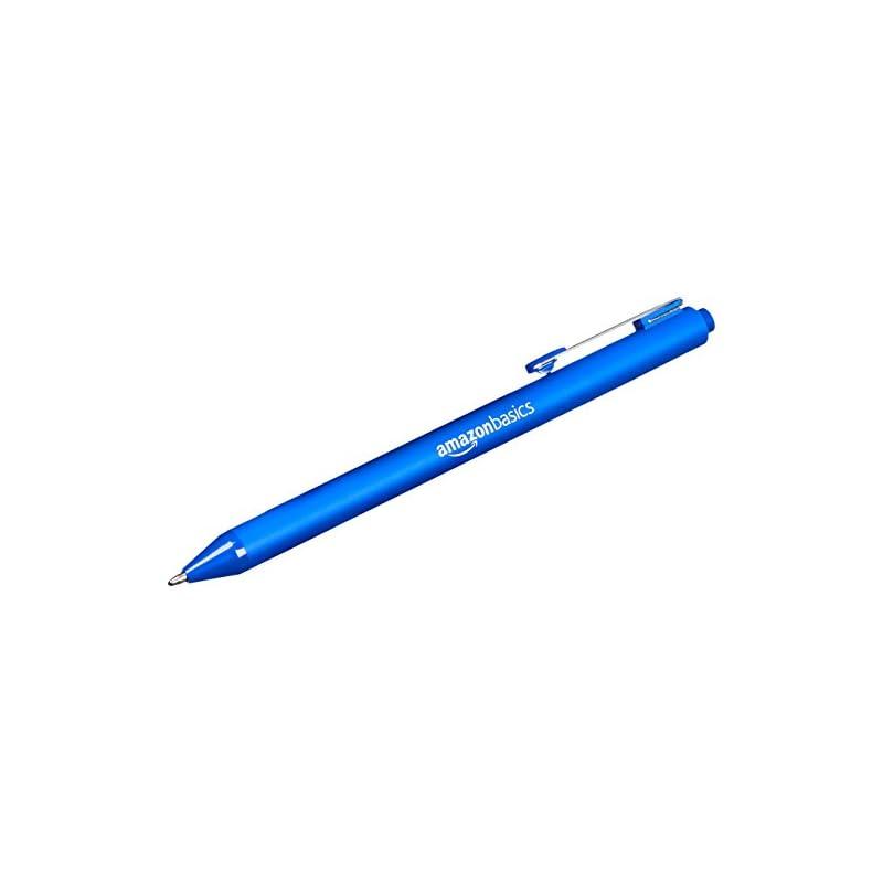 AmazonBasics Retractable Ballpoint Pen -