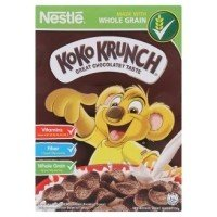Frankenberry Costumes (Koko Krunch Whole Grain Breakfast Cereals Wheat Crackers Chocolate 25g.(pack of 10))