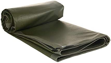 GLP Impermeabilizante Paño protector solar Impermeable Engrosamiento Lona Car Shade Canopy Plástico Cobertizo PVC Crepe Lienzo personalizado (180 g/Metro ...