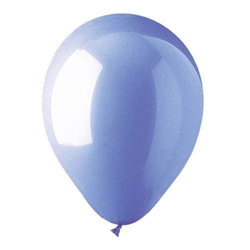 CTI Balloons latex balloons 912117 Standard Periwinkle, 12