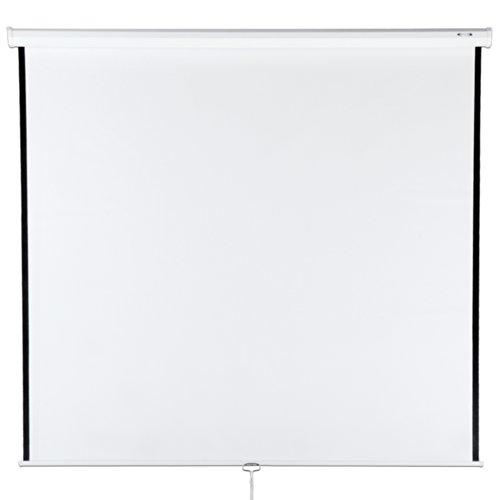 Beamer Leinwand Heimkino 213x213cm (301cm Bilddiagonale / 119Zoll) HDTV/3D tauglich