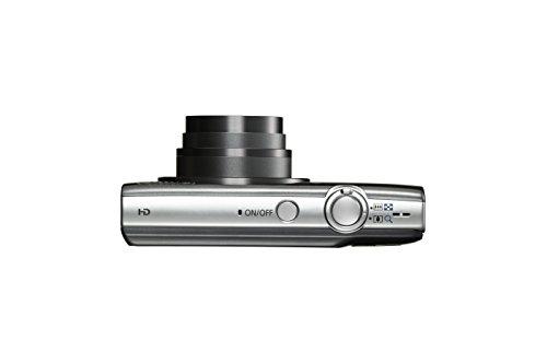 Canon PowerShot ELPH 160 (Silver)