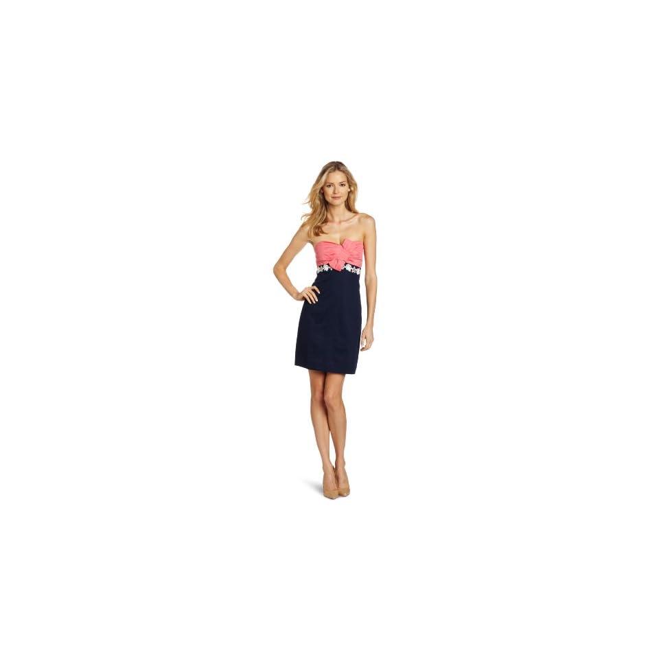 Lilly Pulitzer Womens Krissa Colorblock Dress