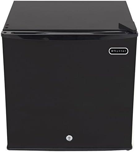 B00M7GMEYK Whynter CUF-110B Energy Star 1.1 Cubic Feet Upright Freezer with Lock, Black 31ytWmiotLL