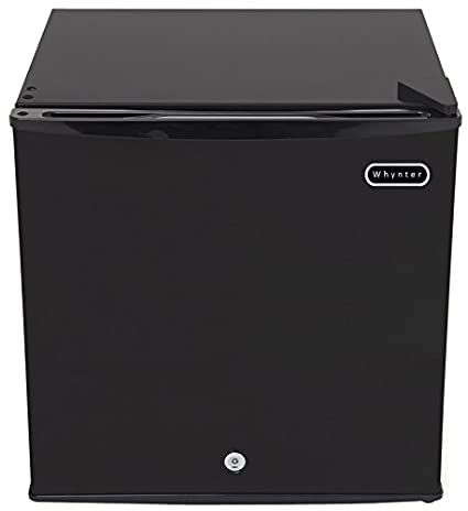 Lovely This Upright Freezer Offers A Compact Design With 1.1 Cubic Feet Of Storage  Space, With A Built In Lock To Keep Your Items Secure. Its Space Saving  Design ...