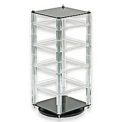 Revolving Earring Card Display Stand Jewelry