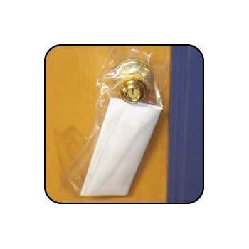 Amazoncom Uline 6 x 12 15 mil Clear Doorknob Bags 500 Pack