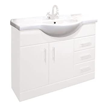 1050mm Standard Replacement Basin Sink for Classic Bathroom Vanity