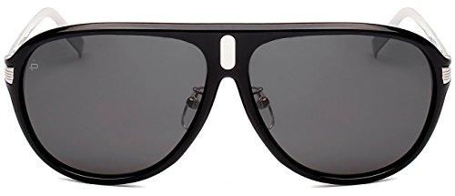 "PRIVÉ REVAUX ICON Collection ""The McQueen"" [Limited Edition] Handcrafted Designer Polarized Aviator Sunglasses For Men & Women - Ltd Eyewear Prescription"