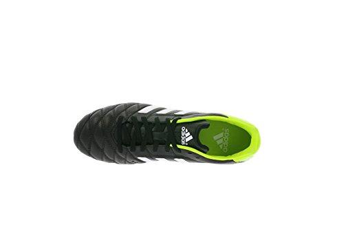 Adidas 11 Nova TRX FG F33094 - Zapatillas deportivas de cuero para hombre, color negro, talla 46 black1/runwh