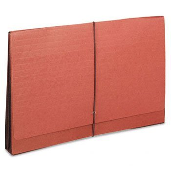 Smead® Tuff Water-Resistant Expanding Wallet WALLET,WATER RESIST,RDW 35612 (Pack of15)