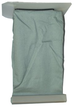 Sanitaire 39633 Style MM Reusable Cloth Vacuum Bag ()