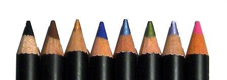 8 Italia eyeliner pencils Set 1