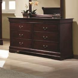 Louis Philippe Office Furniture - 1