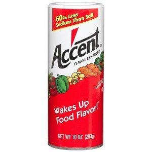 Accent Flavor Enhancer, 10 OZ (Pack of 12)