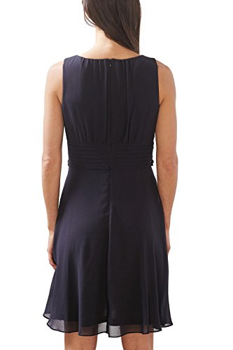 Kleid 400 ESPRIT Damen Navy Blau Collection RCCBE