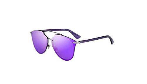 Dior REFLECTED P 06LB/TE Ruthenium Sunglasses ()