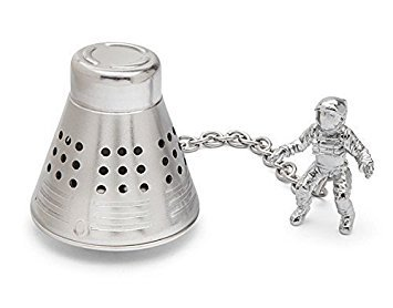 Space Capsule Tea Infuser - Northbridge Shops