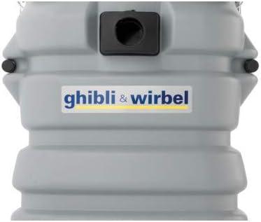 Aspirateur Eau et Poussières GHIBLI WIRBEL - 90L - 2300W - AS 59 PD SP