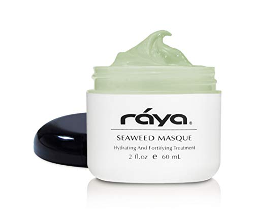 RAYA Seaweed Masque (609) | Hydrating and Fortifying Facial Treatment Mask for All Non-Problem Skin | Made with Vitamins and Minerals