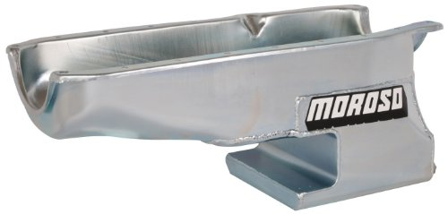 Moroso 20212 Oil Pan for Chevy II Small-Block Engines