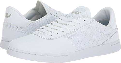 Supra Men's Elevate White/White 11 D US