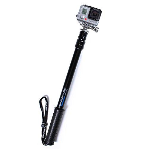 [해외] SANDMARC POLE - METAL EDITION: 의 GOPRO히어로 카메라용 올 알루미늄43〜102센티미터 신축 연장 폴