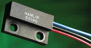 HAMLIN 55140-3H-02-A HALL EFFECT MAGNETIC SENSOR (1 piece) by HAMLIN