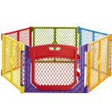 Superyard Colorplay Ultimate Playard, Multi Color 12 panels super bonus set