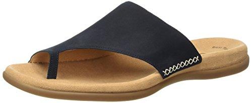 Da Gabor Blu Infradito Shoes Nubuck dark Blue Donna blu qCwOEBaC