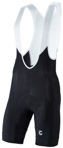 Cannondale Men's Elite Bib Shorts, Black, Small