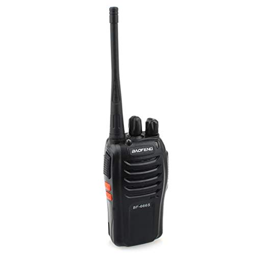 DONG Upgraded 5W 16CHBF-666S Handheld Walkie-Talkie with Built-in 2800Mah Battery Working Time: 40-48 Hours Frequency Range: 400-470 (Mhz)