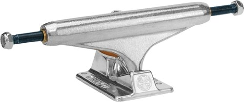Independent 139mm Forged Titanium Raw Skateboard Trucks (Set Of 2)