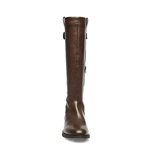 Boot 0 Us Madden Brown Steve 8 Casual Leather Women's Anabell pRXgna8q