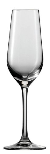 Schott Zwiesel Tritan Crystal Glass Classico Stemware Collection Sherry Cocktail Spirits Glass, 4-Ounce, Set of (Schott Zwiesel Glass Cordial Glass)