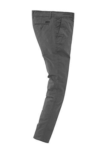 Yazubi Designer Homme Élégant Pantalon Chino Kyle Slim Fit