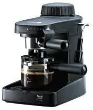 Fagor - Cafetera Espresso Cr1000, 800W, 4 Tazas, 0,2L, 5 Bar ...