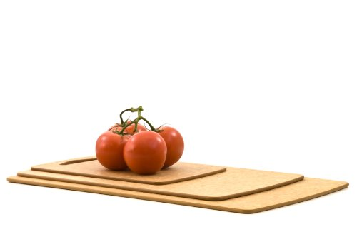 Prep Series Cutting Boards by Epicurean, 3 Piece, Natural (021-3PACK01) by Epicurean (Image #4)