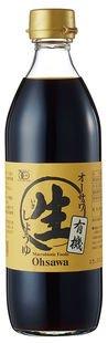 Osawa organic soy sauce 500ml
