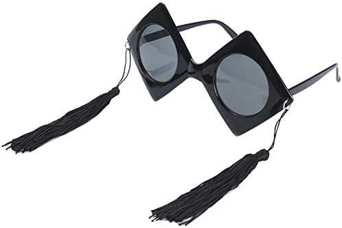 Immoch Bachelor - Gafas de Disfraz, Gafas para Fiestas, Fiestas de ...