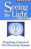 Seeing the Light : Regaining Control of Our Electricity System, Morris, David, 0917582888