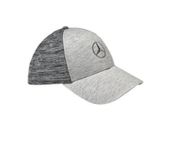 Mercedes Benz Genuine Lifestyle Collection Jersey Two-Tone Cap 2cf0b3517ad