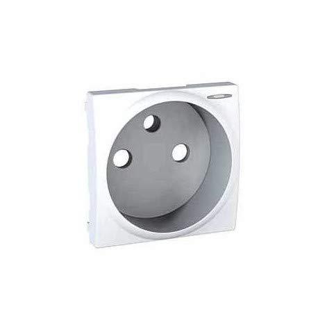 Toma de corriente doble 2P con posición T-embellecedor con indicador LED-Schneider Unica: Amazon.es: Iluminación