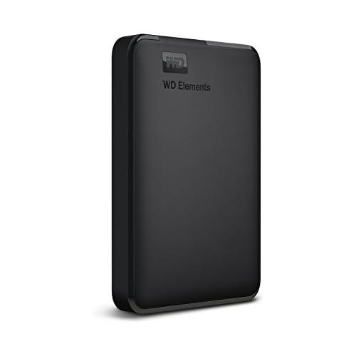 chollos oferta descuentos barato WD Elements Disco duro externo portátil de 1 5 TB con USB 3 0 color negro