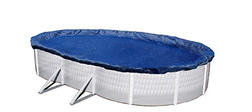 Gold Arctic Armor Winter Cover for 18ft x 38ft Oval Above Ground - Ground Oval 38' Above