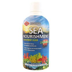 (Olympian Labs Inc Sea Nourishment Cran-Raspberry 32 fl oz 947 ml)