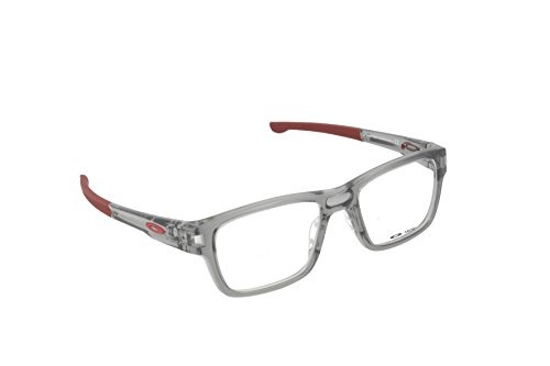 OAKLEY Airdrop OX 8077-03 Eyeglasses Grey - Eyeglass Frames Mens Oakley