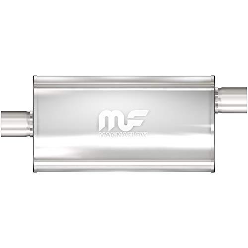 MagnaFlow 12589 Exhaust - Oval Exhaust Muffler